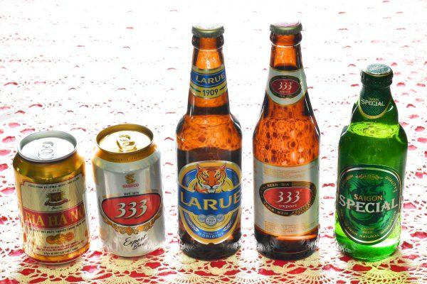 ベトナムビール各種